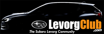 Levorg Club - Subaru Levorg Forums